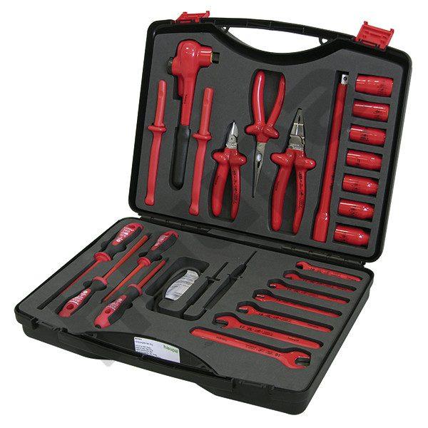 Набор инструментов Biber Haupa