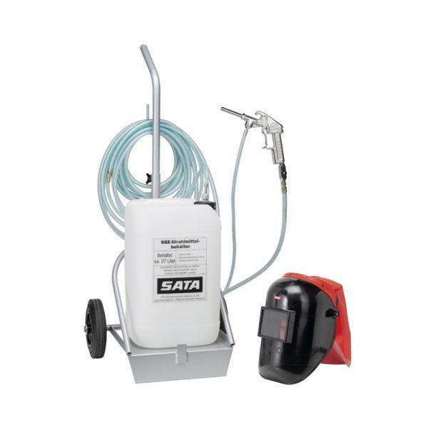 Пескоструйное оборудование SATA SGE